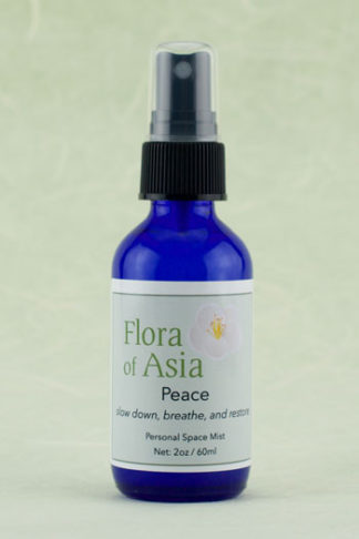 Peace Flora-Mist for calming